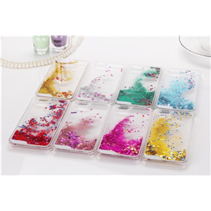 [CaseRasin-69] เคส Glitter Gel Case - iPhone 6